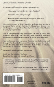 Work on your Own Terms Back Cover